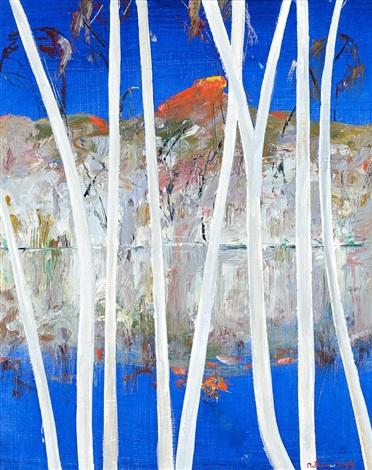 shoalhaven iv by arthur merric bloomfield boyd