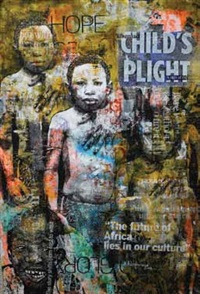 child's plight by kunle adegborioye