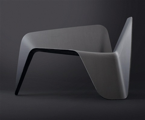 A Carbon Chair By Thomas Feichtner