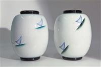 vaso (+ vaso; pair) by angelo simonetto