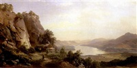a view on the hudson by herman fuechsel