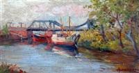 puente v. de la plaza by alfredo lazzari