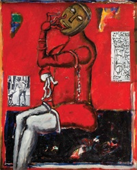 manekin iii by eugeniusz markowski