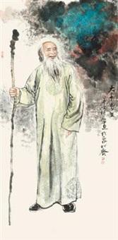 大千先生 by dai peiren