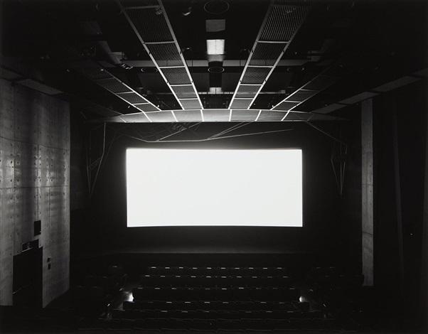 cinema rise tokyo by hiroshi sugimoto