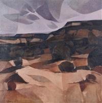 paisaje patagonico by josé teresio fara