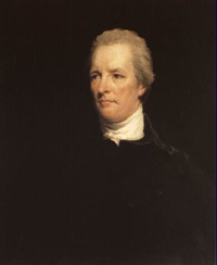 portrait of william pitt the younger (1759-1806) by john jackson