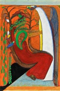 the annunciation by benjamin bufano