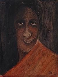 untitled (kadambari devi) by rabindranath tagore