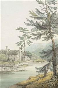 dulverton, somerset by john white abbott