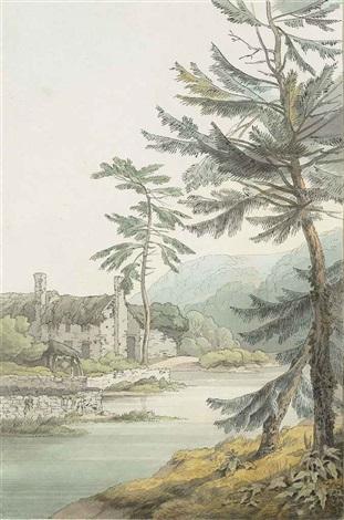 dulverton somerset by john white abbott