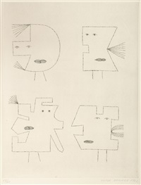 codex by victor brauner