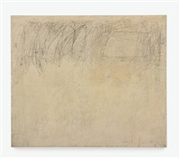 untitled (new york city) by cy twombly