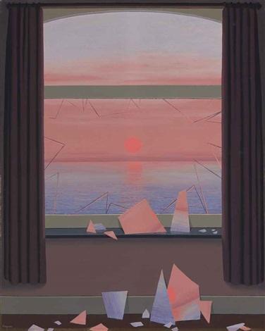 le monde des images by rené magritte