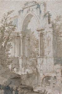 paysage à l'arc by mauro antonio (maurino) tesi