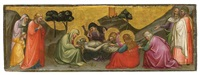 the lamentation by spinello aretino