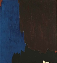 1955-k by clyfford still