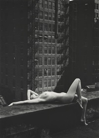 nude, new york by patrick demarchelier