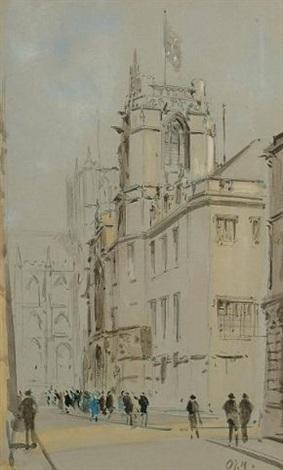 a street in westminster by aj meyer