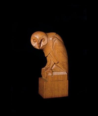 an owl by johan coenraad altorf