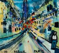 paris by ernst posch