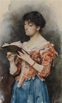 la lettura by tito lessi