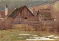 bauernhof by friedrich könig