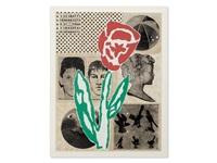 flower by donald baechler