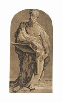 an apostle by domenico beccafumi