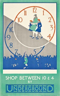 shop between 10 & 4 by annie gertrude fletcher