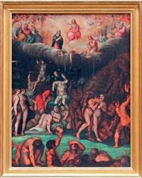 le jugement dernier by flemish school-antwerp (17)