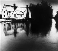 lott's cottage, flatford mill, suffolk by bill brandt