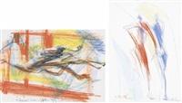 soggetti vari (2 works) by luigi voltolina
