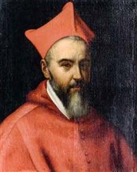 portrait d'un cardinal by scipione pulzone
