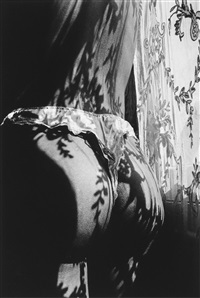 derrière au soleil and another (2 works) by jeanloup sieff