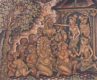 ramayana by ida bagus made nadera
