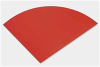 red curve v by ellsworth kelly