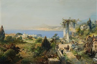 by the gulf of naples by robert alott