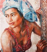 menanti by irwan widjayanto