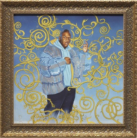 passingposing by kehinde wiley
