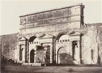 porta maggiore, rome by tommaso cuccioni