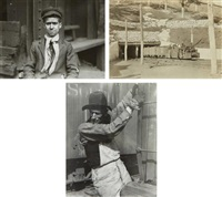 selected images (3 works) by lewis wickes hine