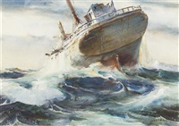 disaster at sea by james milton sessions