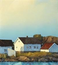 hvite hus by magne austad