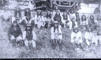 apache prisoners, geronimo and natches and their band of apaches by a.j. macdonald