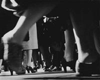 running legs, forty-second street, new york by lisette model
