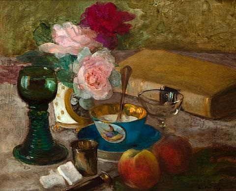 still life by walter gay