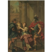 electra and orestes by jacopo alessandro calvi