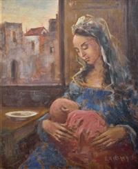 maternidad by eduardo amezaga