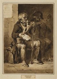 le demi solde by nicolas toussaint charlet